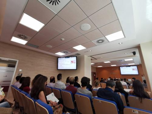 1st Nutrishield Workshop – Hospital La Fe, Valencia, Spain